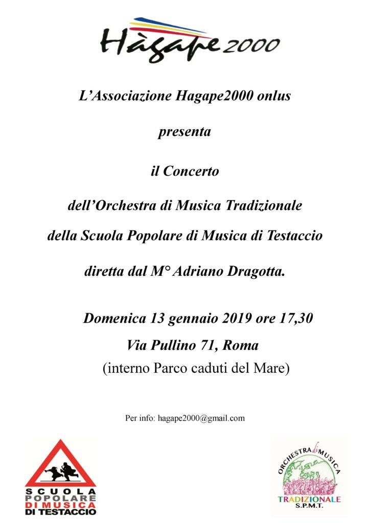 concerto 2019 testaccio